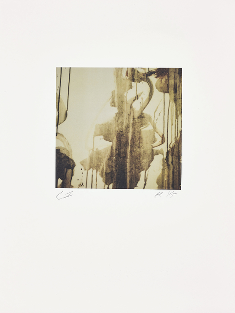 Cy Twombly, 'Untitled (Detail of Painting)', 2002-2007, RAW Editions Gallery Auction