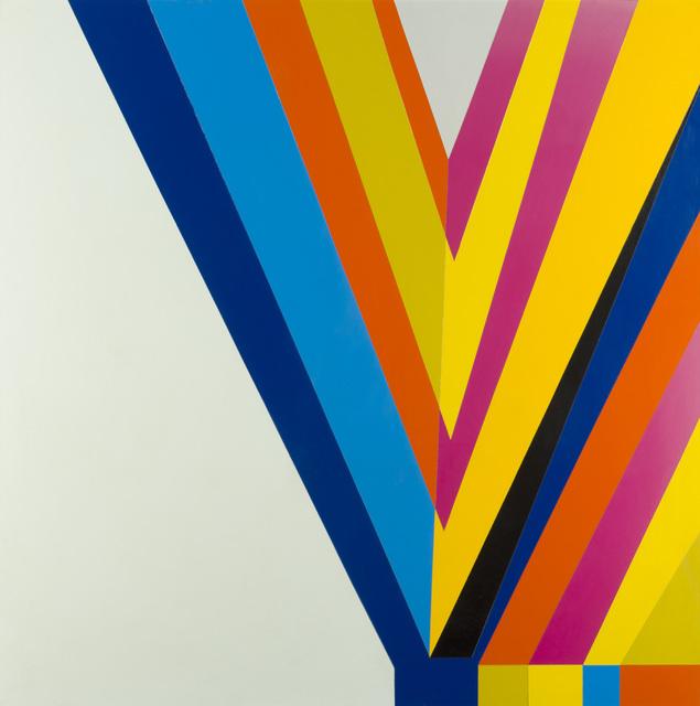 , 'Sans titre,' 1973, La Patinoire Royale / Galerie Valerie Bach