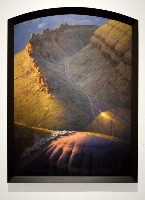 Chuck Forsman, 'Racing Darkness', Robischon Gallery