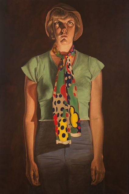 , 'Cindy Cresswell,' 1976-1977, Bruce Silverstein Gallery