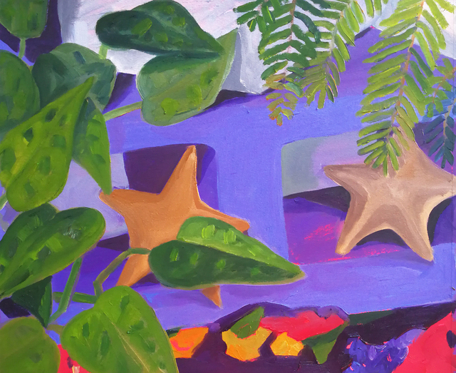 , 'Preserved Starfish,' 2017, parts gallery