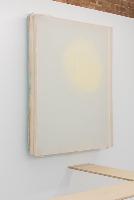 , 'I think mango you say salmon #IV,' 2015, Annka Kultys Gallery