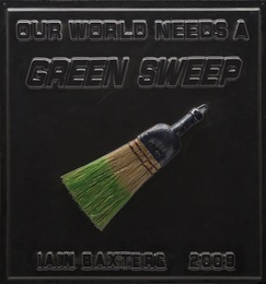 Our World Needs A Green Sweep