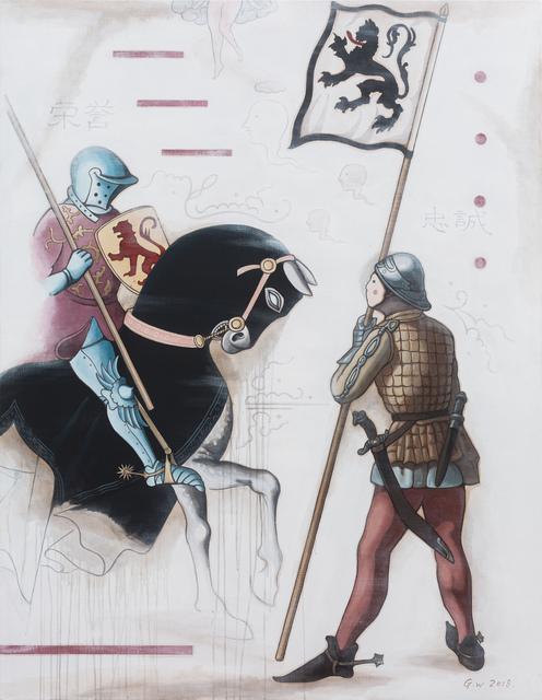 , 'Chivalry No. 12,' 2018, ARC ONE Gallery