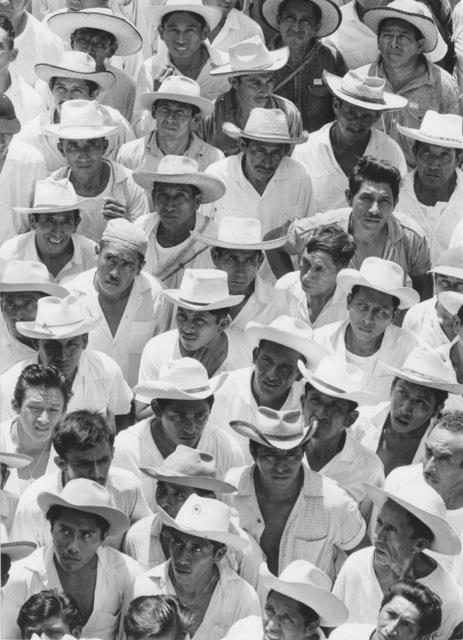 Hans Silvester, 'Mexico', ca. 1960, Argentic