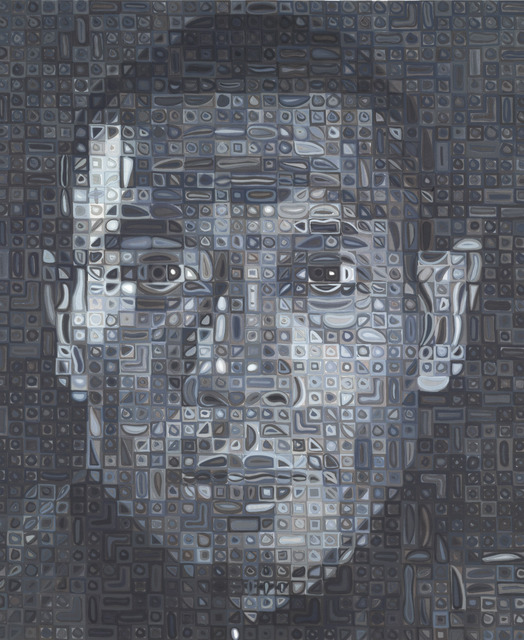 , 'Zhang Huan II,' 2013, Two Palms