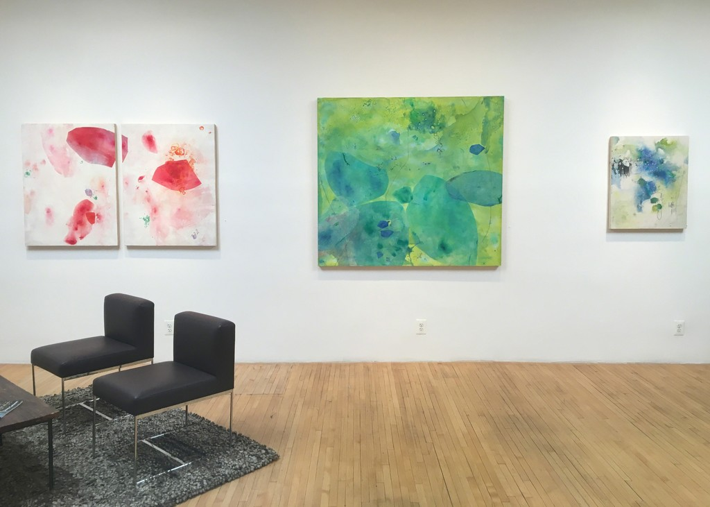 New Works By Gallery Artists: Featuring Ursula Brenner