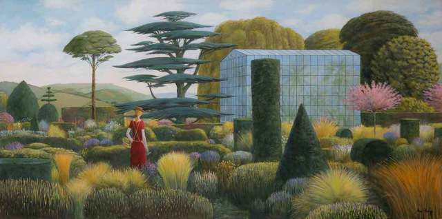 , 'Le Jardin Moderne,' 2018, Catto Gallery
