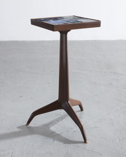 ", '""Janus"" Occasional Table, Model 6047,' ca. 1960, R & Company"