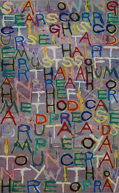 , 'Swallowing,' , Peter Blake Gallery