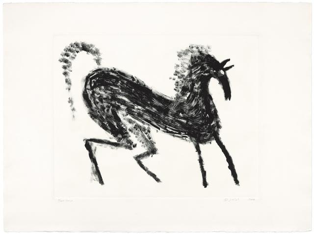 Judy Kensley McKie, 'Fast Horse', 1988, Gallery NAGA