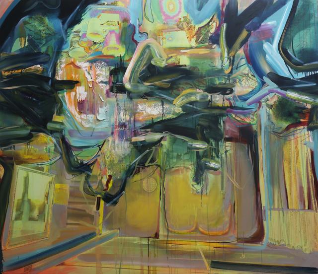 , 'UG Hated Bed,' 2017, Mark Moore Fine Art
