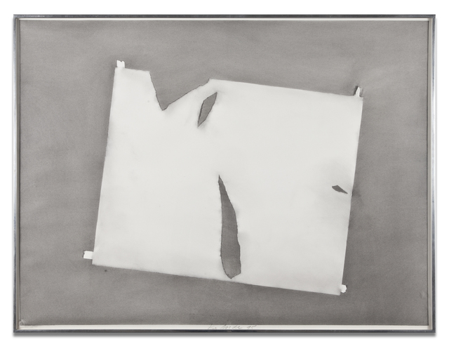 , 'X- Ray Drawing 9,' 1975, Kohn Gallery