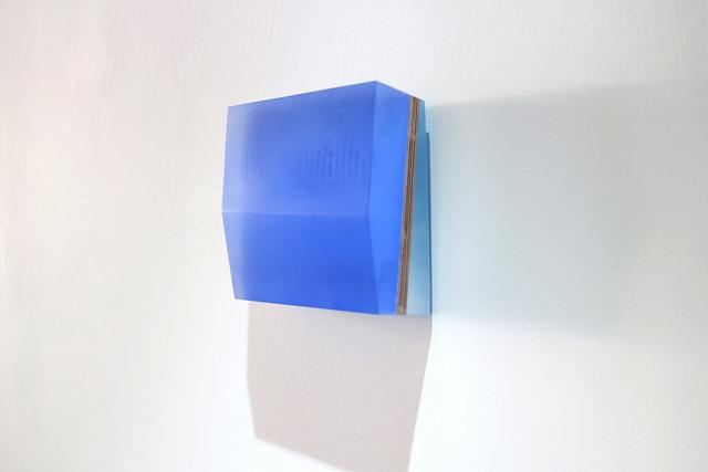 Michelle Benoit, 'South East Ledge Cobalt', 2018, bo.lee gallery