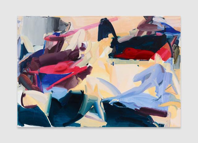, 'Double Field,' 2018, Night Gallery