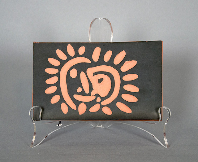 Pablo Picasso, 'Petit soleil (Little Sun)', 1968-1969, Other, Ceramic, Masterworks Fine Art