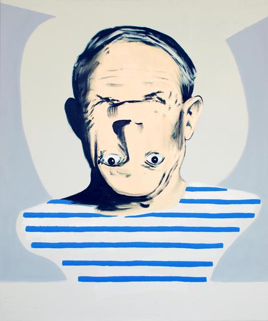 , 'Being Pablo Picasso I,' 2009, Dellasposa
