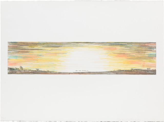 , 'KAY EYE DOUBLE -S,' 1978, Joshua Tree Art Gallery