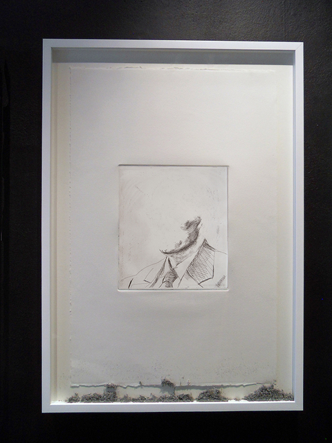 , 'Effacing Memory#5,' 2014, Jozsa