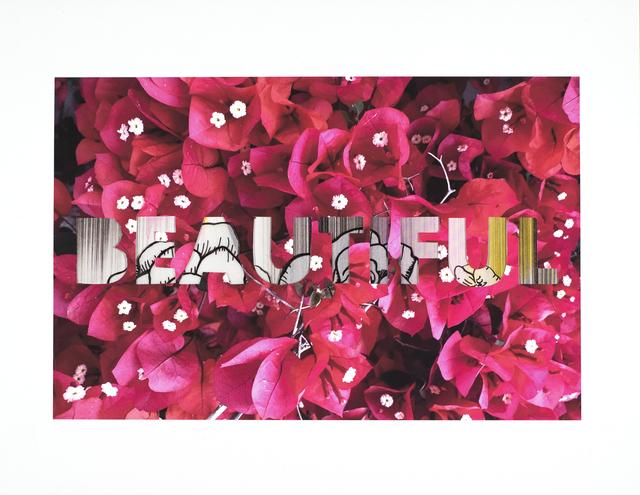 , 'Beautiful (Lindberg),' 2019, Garis & Hahn