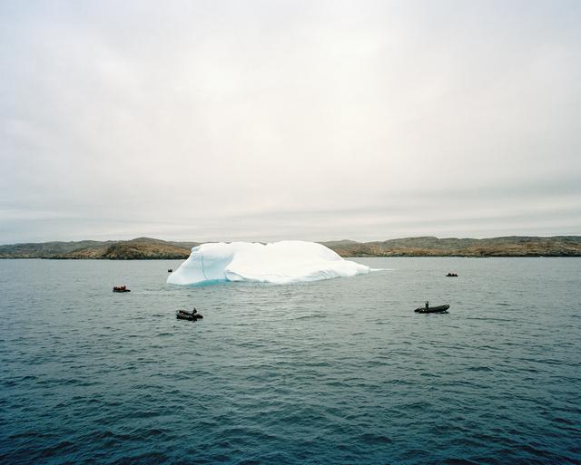 , 'Iceberg, Baffin Island,' 2011, Circuit Gallery