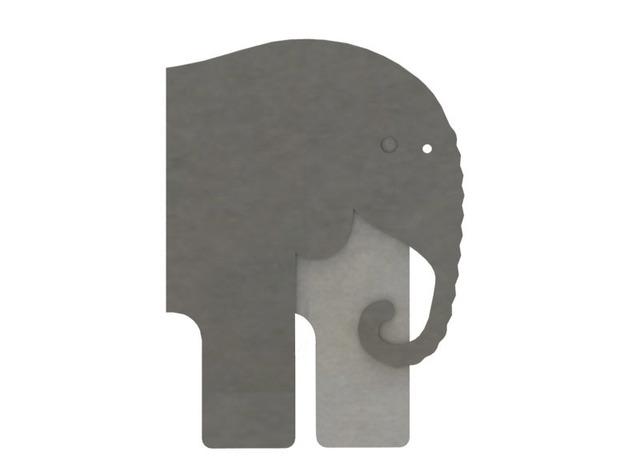, 'Elefante,' 2018, Arredondo \ Arozarena