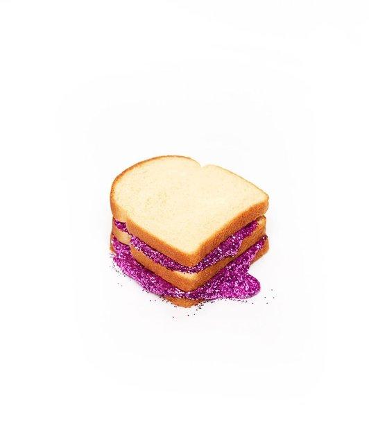 , 'Glitter Sandwich,' 2017, ArtStar