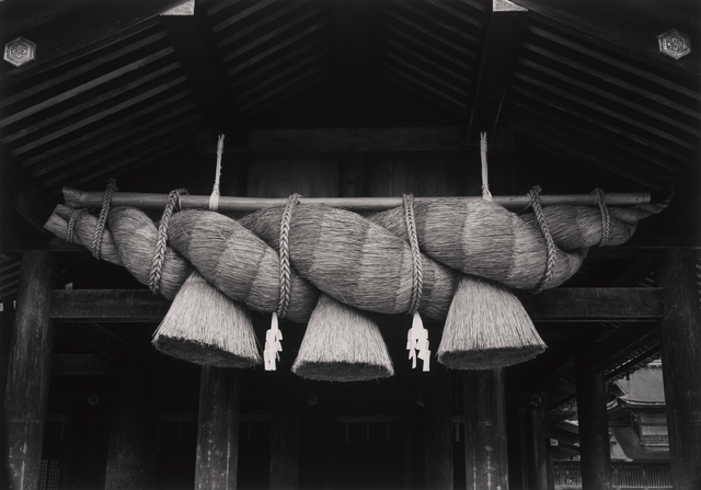 , 'Shimanawa Rope, Izumo Tai, Japan,' 1976, Pucker Gallery