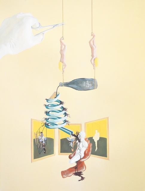 , 'Artistic Practice,' , Sara Nightingale Gallery