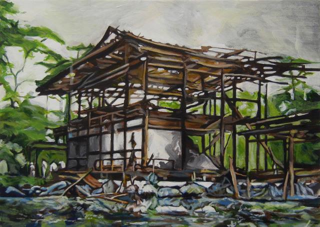 , 'Le pavillon d'or,' 2015, Lange + Pult