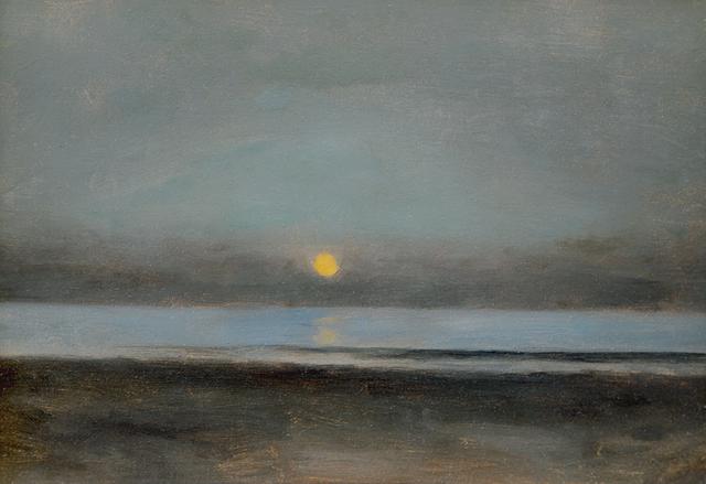 , 'Tonal Moon,' 1902, Sullivan Goss