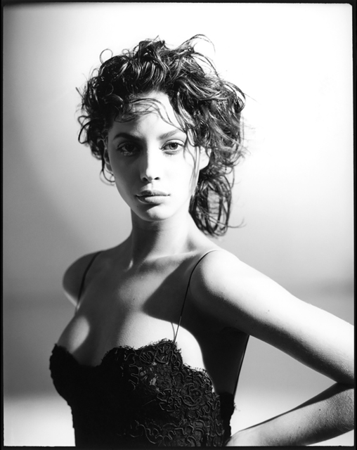 Arthur Elgort, 'Christy Turlington, New York City ', 1987, Fahey/Klein Gallery