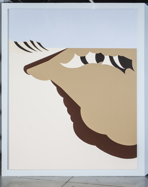 , 'Untitled (Desert Landscape),' 2019, GALERÍA ETHRA