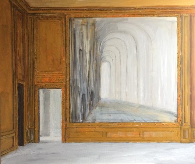 , 'Crystal Palace,' 2019, Octavia Art Gallery