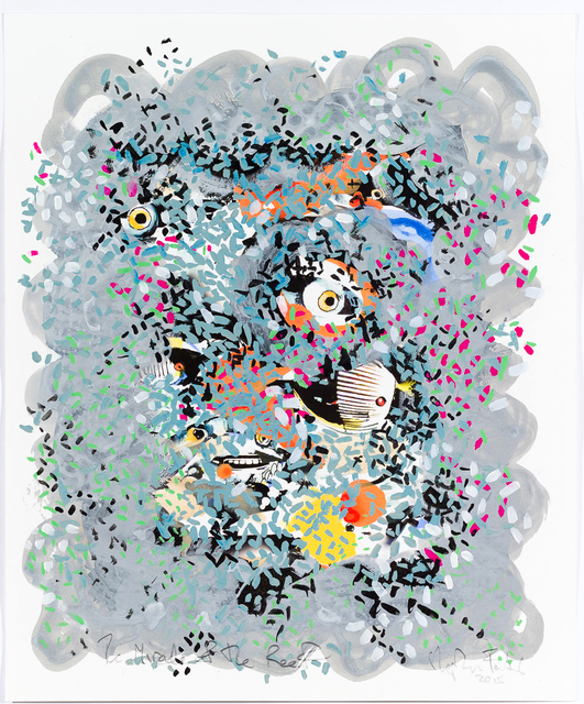 , 'The Miracle of the Reef,' 2015, Candida Stevens Gallery