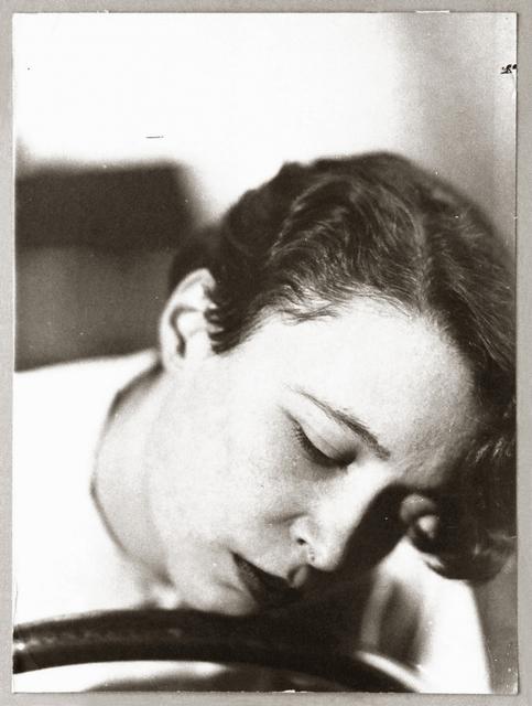 , 'Portrait Composition (Erica Brausen),' 1930, Atlas Gallery