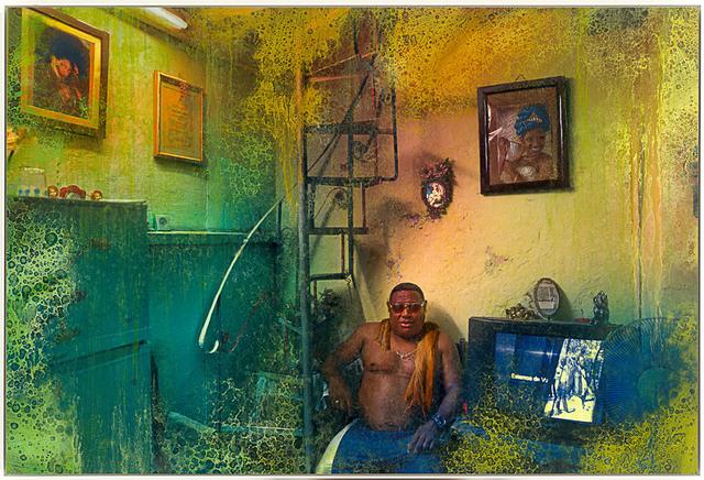 , 'DJ Vu,' 2016, Benrubi Gallery