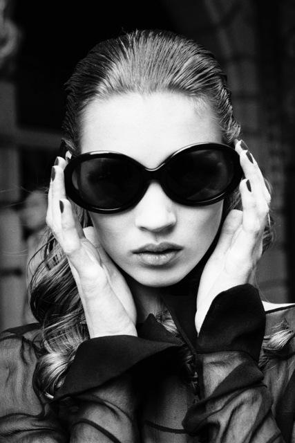 Stephanie Pfriender Stylander, 'Kate Moss, Sixth Sense, New York, for Harper´s Bazaar Uomo', 1992, Ira Stehmann Fine Art Photography