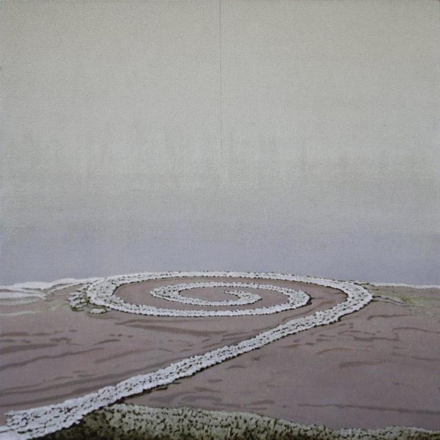 , 'Spiral Jetty no. 7,' 2017, Terzian Galleries