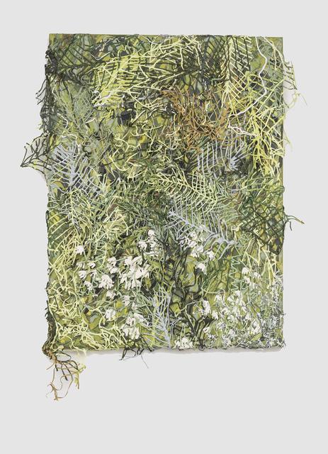 , 'Overgrowth II,' 2018, Tyburn Gallery