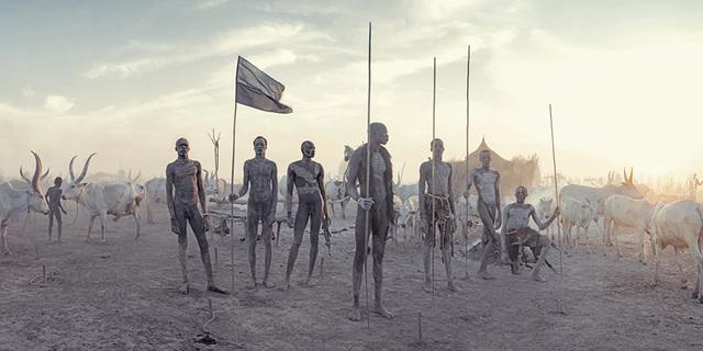 , 'XXV 1, Sebit, Mundari, Mayong, South Sudan, Africa,' 2016, Atlas Gallery