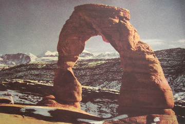 , 'Arched Rock,' 2002, Staley-Wise Gallery