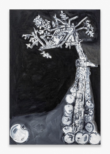 , 'Apple Tree,' 2019, David Kordansky Gallery