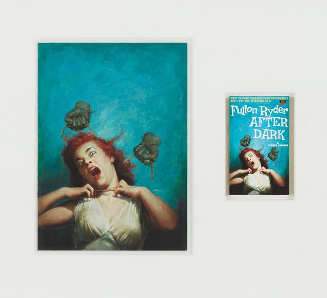 Richard Prince, 'Fulton Ryder After Dark', 2012, Phillips
