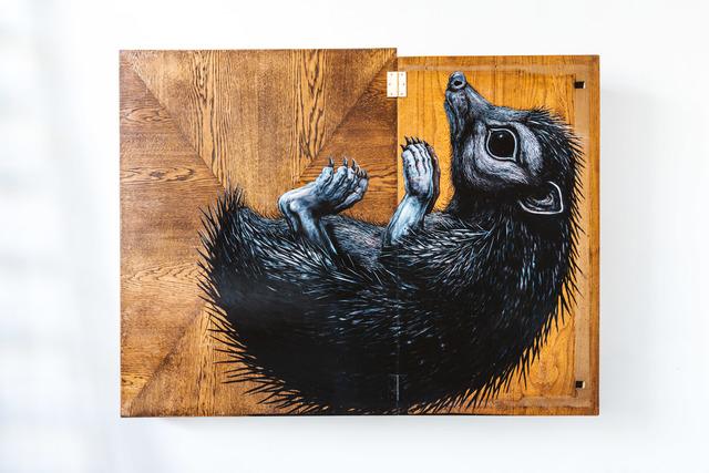 , 'ERINACEUS MMXVIII (Hedgehog),' 2018, The Garage Amsterdam