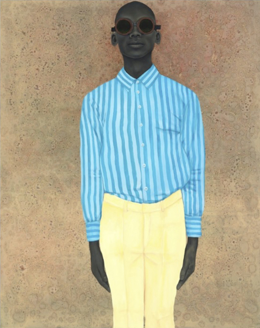 , 'The Boy With No Past,' 2014, The Studio Museum in Harlem