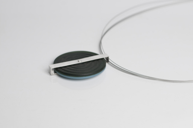 , 'CENTRO Necklace,' 2017, Bullseye Projects