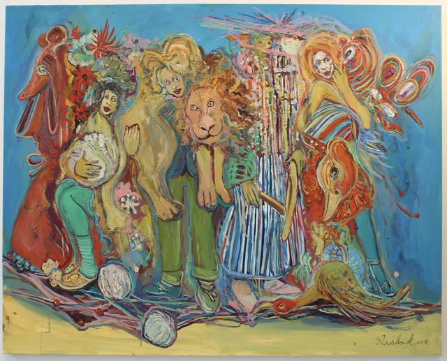 , 'Phantoms of Liberty,' 2018, Tufenkian Fine Arts