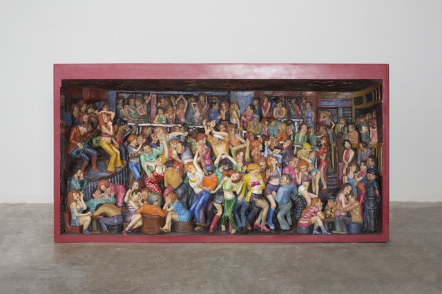 , 'Lido Bar,' 1999 -2014, Galerie Urs Meile