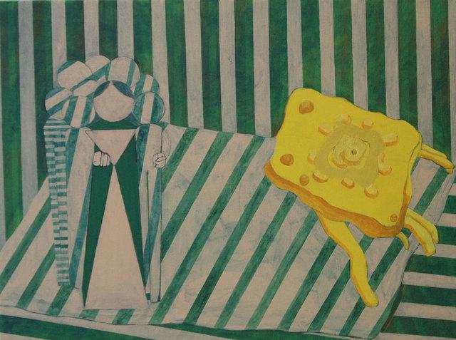 , 'Sponge Bag ,' , Arusha Gallery